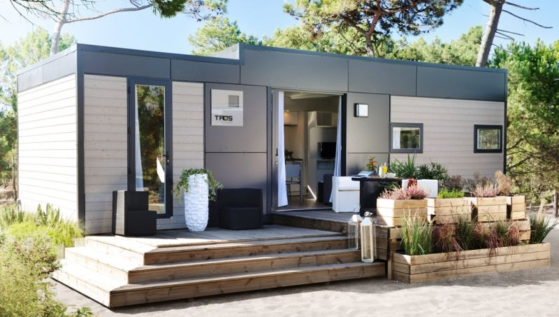 Mobilhome normandie