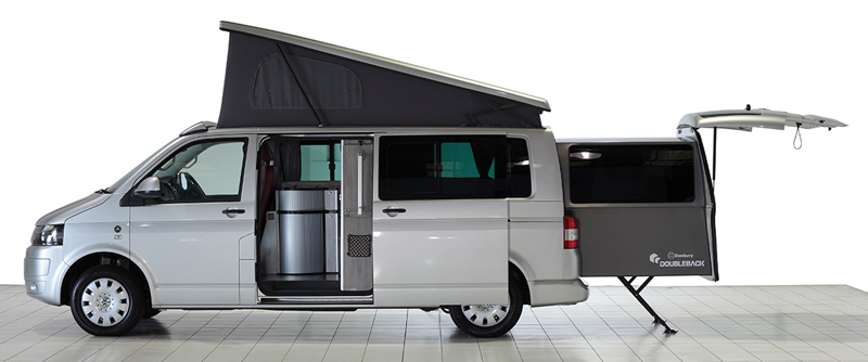 Camping car volkswagen camping car ultra luxe