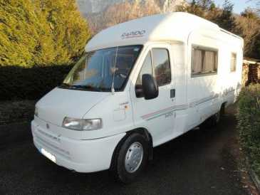 Achat camping-car occasion en italie