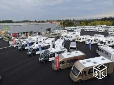 Camping car occasion muratet pamiers