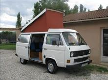Camping car volkswagen d occasion