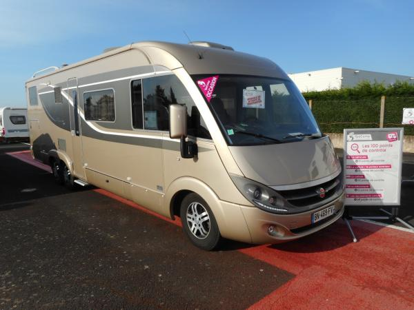 Camping car poids lourd integral occasion