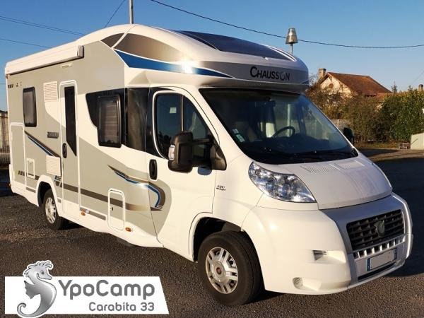 Camping car bordeaux occasion