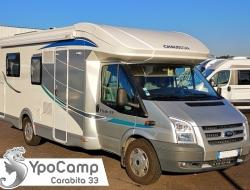 Camping car ypocamp camping car occasion chassis alko