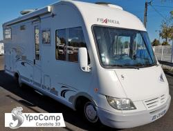 Camping car occasion bordeaux