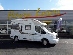 Camping car occasion pau 64000