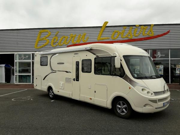 Camping car verson occasion