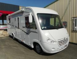 Camping car occasion yves 17