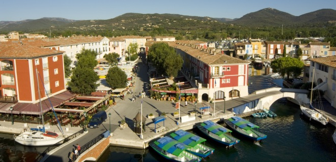 Camping port grimaud camping dans le var