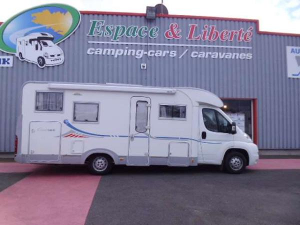 Occasion camping car rennes
