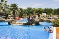 Vacances espagne famille camping