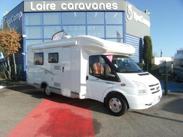 Camping car chausson flash 12 occasion
