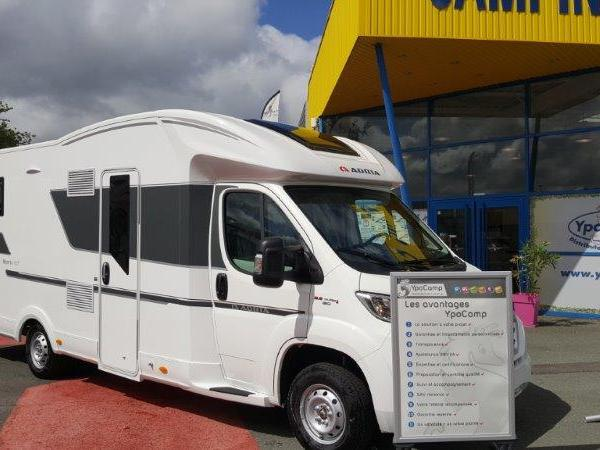 Camping car adria matrix plus 670 sbc