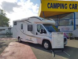 Camping car occasion auxerre