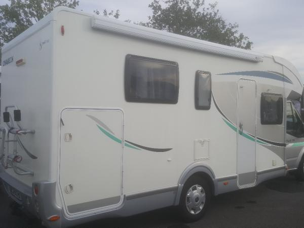 Camping car chausson flash 30 occasion