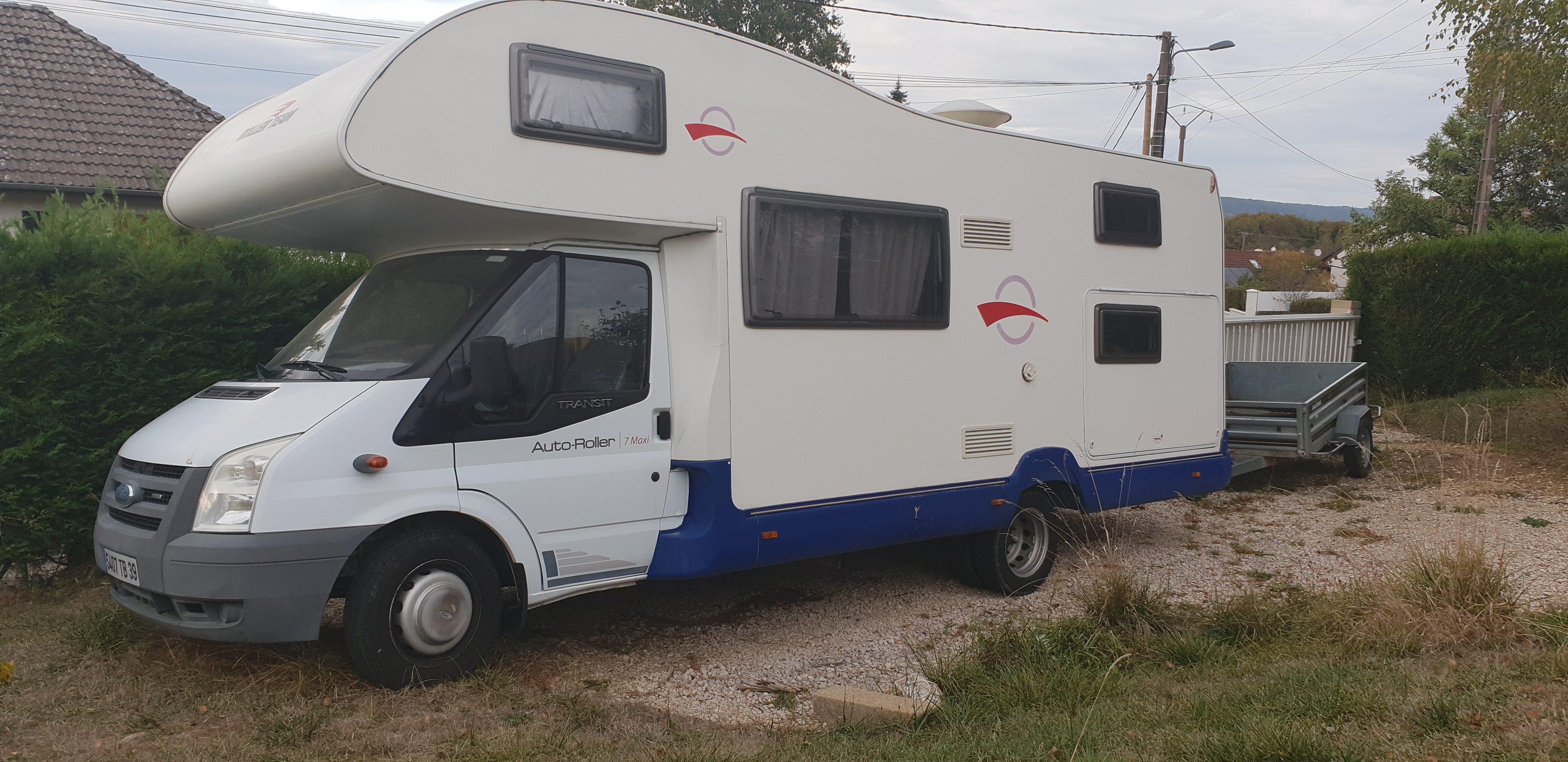 Camping car occasion franche comté camping car occasion ford