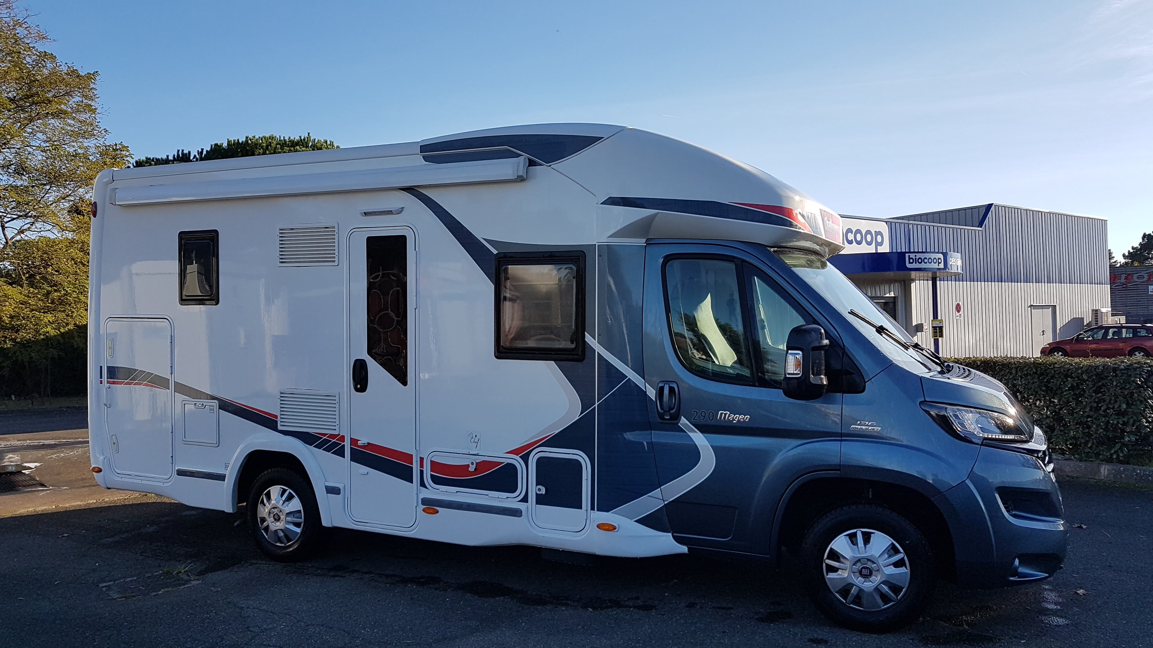 Camping car occasion nouvelle aquitaine camping car unicat
