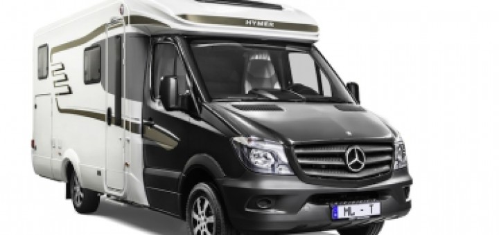 Camping car allemand neuf