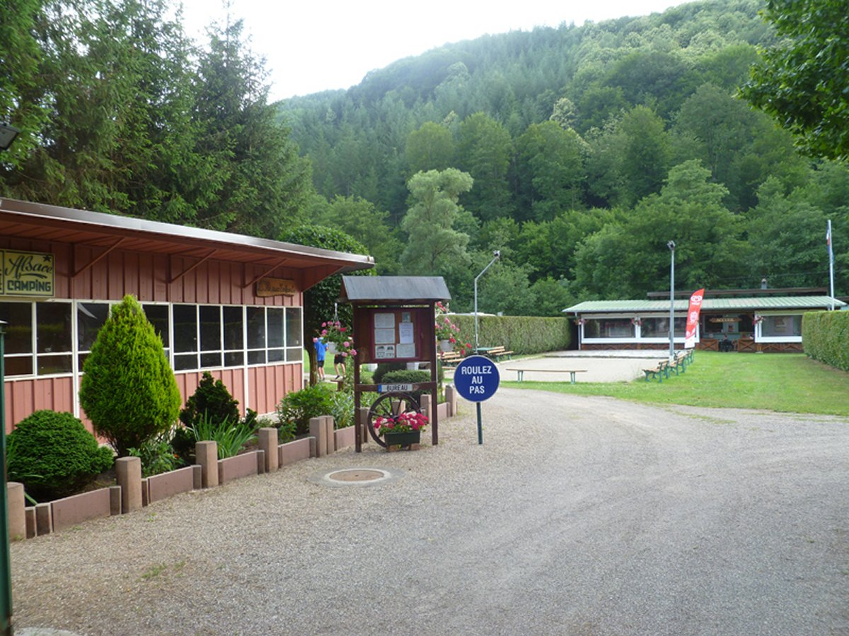 Camping alsace camping deauville