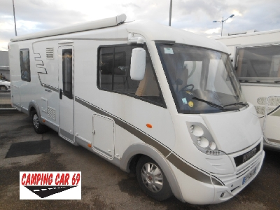 Camping car occasion st priest