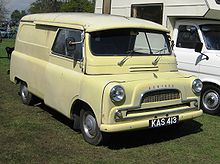 Camping car bedford occasion