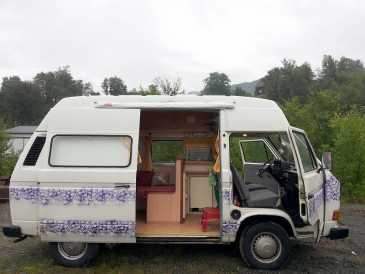 Camping car occasion drome