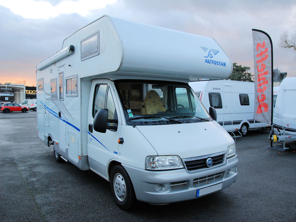 Camping car occasion le bon coin 41