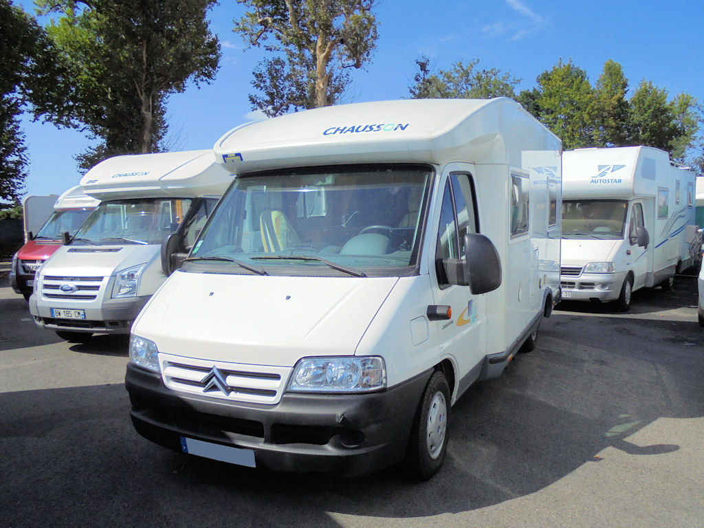 Camping car occasion orvault