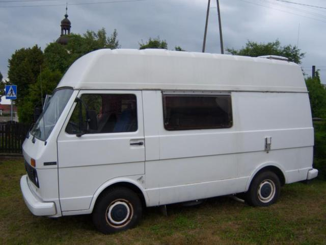 Camping car vw lt 28 occasion