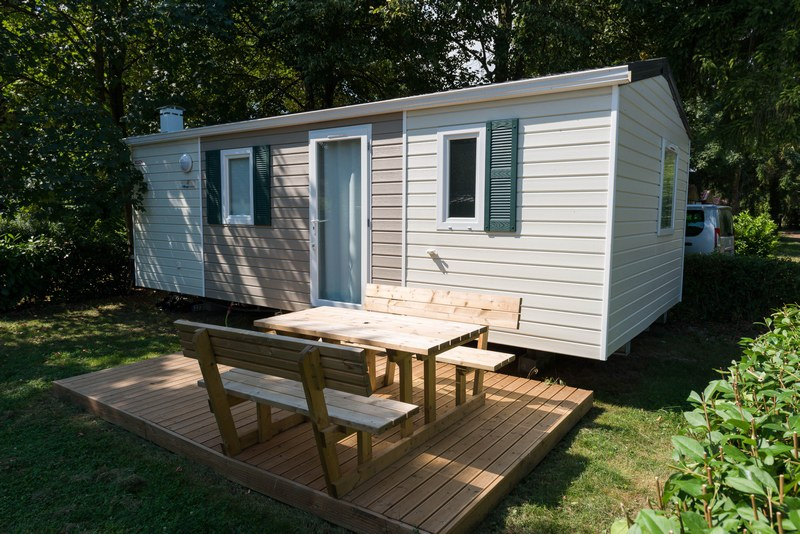 Camping alsace mobilhome