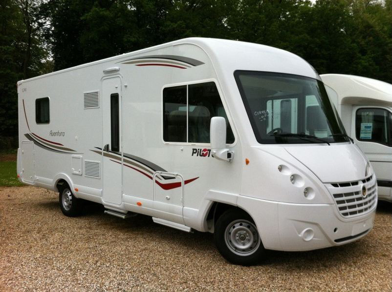 Argus camping car d occasion