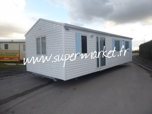 Mobil home occasion ridorev mobil home occasion toit 2 pentes
