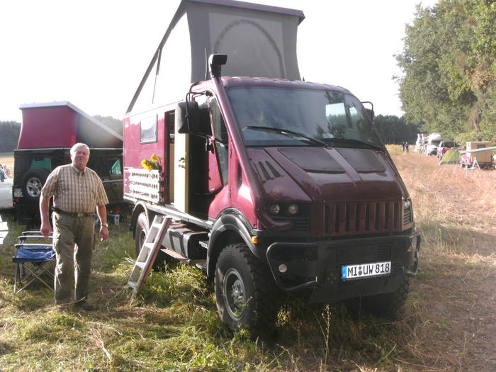 Bremach occasion camping-car