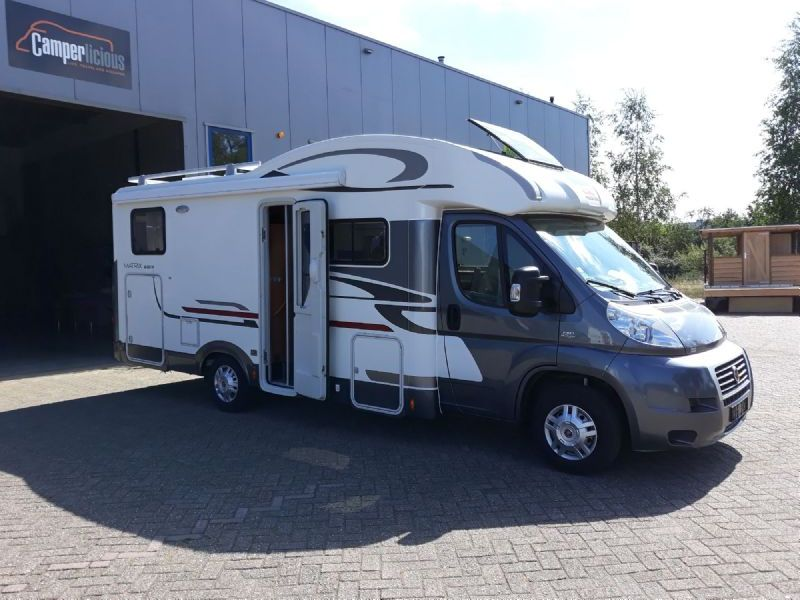 Camping car matrix 680 sp occasion