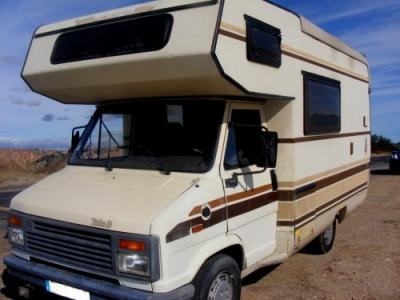 Camping car occasion c25