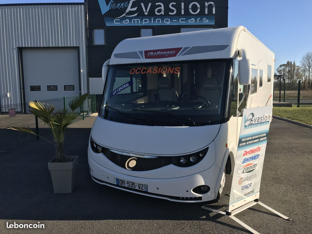 Camping car occasion ouest evasion