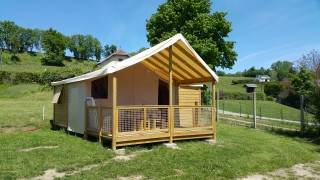 Camping mobilhome voiron