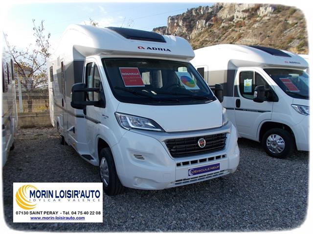 Camping car adria matrix plus