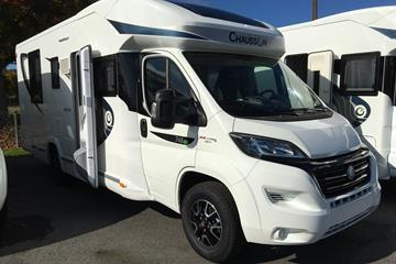 Camping car chausson 610 occasion