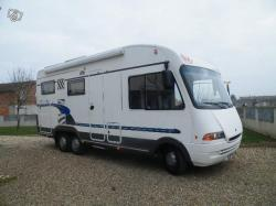 Camping car occasion poid lourd particulier