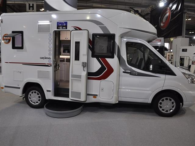 Camping car challenger 170 occasion