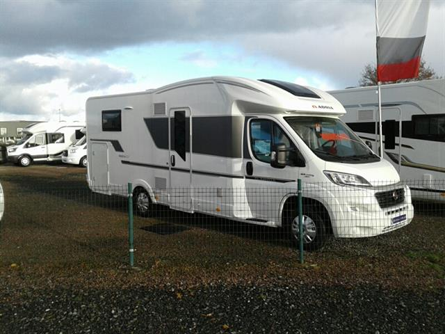Camping car adria matrix 670 sc occasion