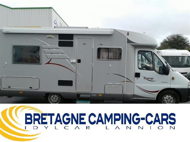 Idylcar lannion camping car occasion