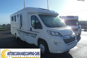 Camping car poitiers