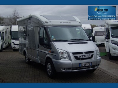 Camping car profile hymer occasion
