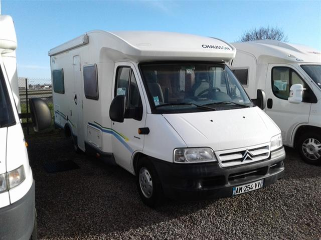 Manuel camping car chausson