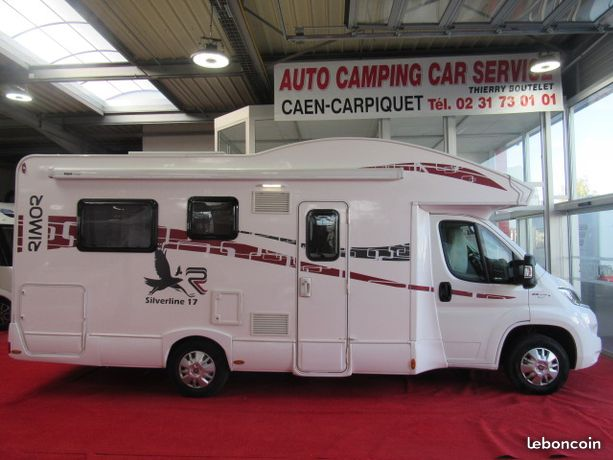 Achat camping car occasion basse normandie