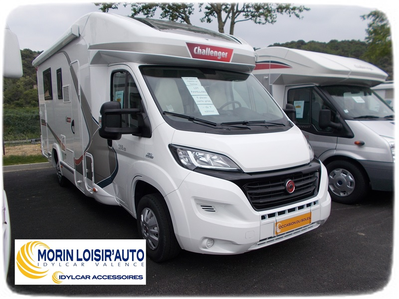 Camping car occasion soyaux