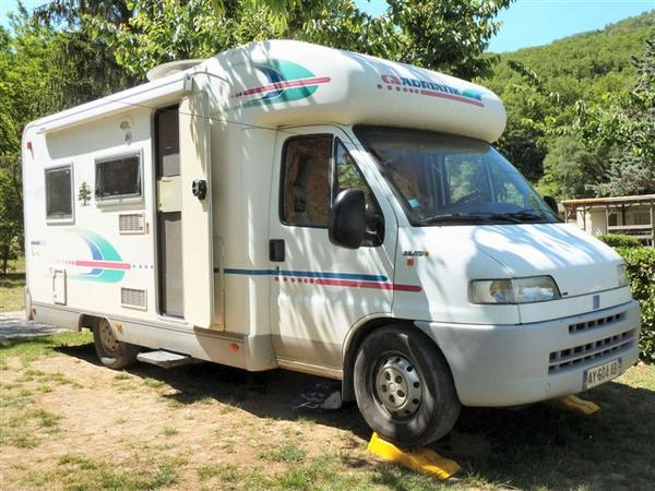 Camping car adriatik camping car hymer integral occasion particulier