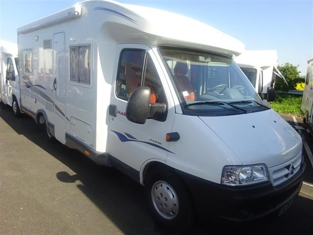 Camping car challenger mageo 109 occasion